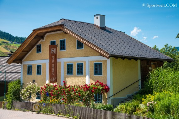 Foto - Waggerl-Haus Wagrain im Sommer